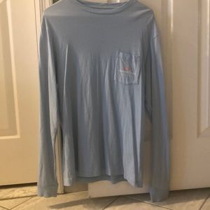 Vineyard Vines Long Sleeve Cotton Shirt